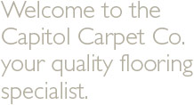 welcome to capitol carpets cheshire